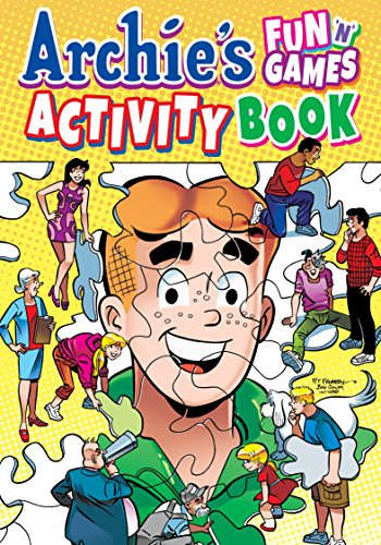 Archie's Fun 'n' Games Activity Book