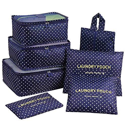 Mossio Set Packing Cubes Shoe product image