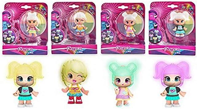 Amazon.es: Famosa- Pinypon Muñeca colores mágicos, Multicolor (700014910), color/modelo surtido: Juguetes y juegos