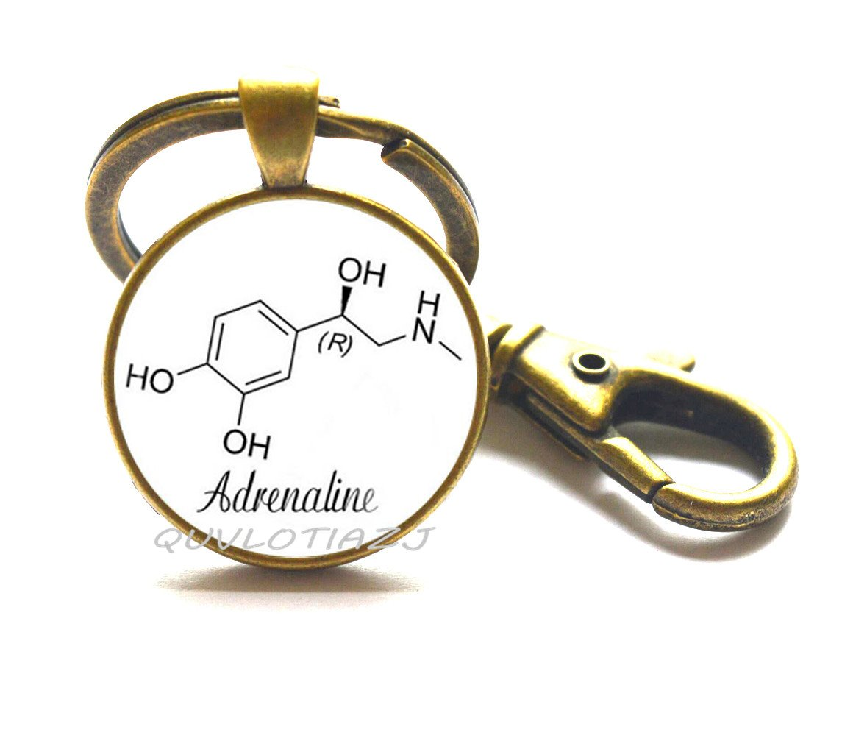 Amazon.com: Llavero de joyería de química, joyería de ...