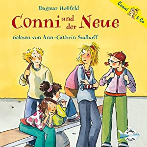 Conni und der Neue (Conni & Co 2) Audiobook