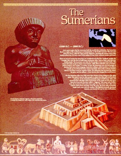 The Sumerians- Ancient Civilizations Poster