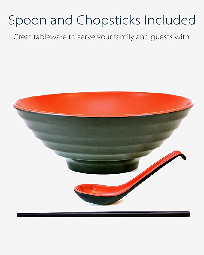 Creative Ceramic Double Noodle Bowl Korean Household Mix Noodle Bowl Fried Sauce Noodles Double Circle Bowl Kitchen Tableware