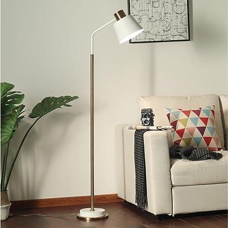 Hmy LRW Lámpara de pie Habitación Sala de Lectura Lectura Lámpara de pie (Color : B): Amazon.es: Hogar