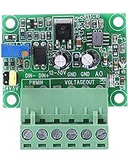 Digital to Analog Converter Module, 1-3KHZ 0-10V PWM Signal to Voltage Converter Module Digital Analog Board