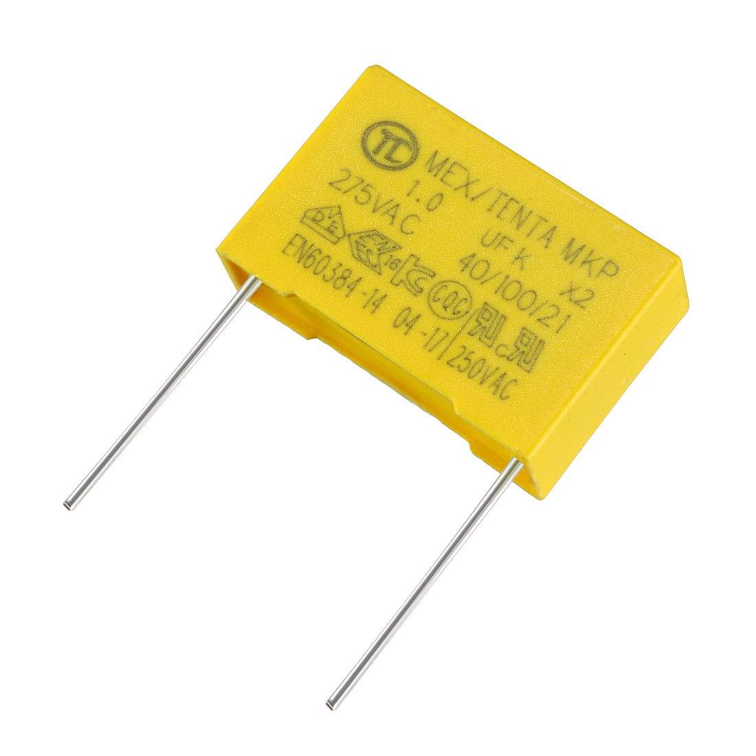 1uf 275vac X type capacitor