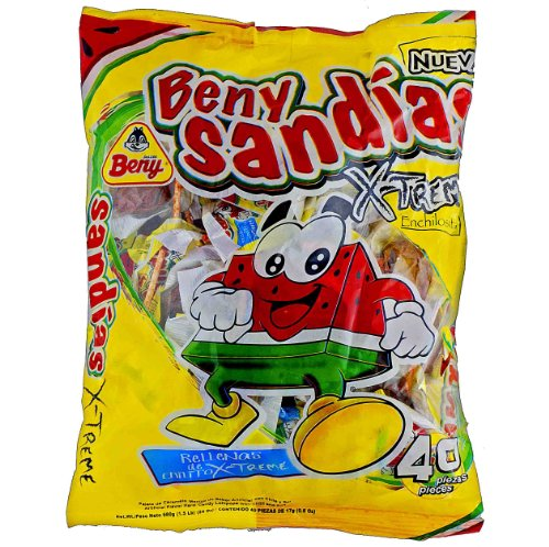 Extreme Lollipop Watermelon Sandia Flavor product image