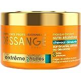 Dessange - Extrême 3 Huiles Masque Fondant Nutri-Régénérant Pour Cheveux Dénaturés - 250 ml