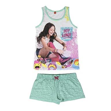 44a5db2a4083e Soy Luna - Fille Pyjama court (6 ans): Amazon.fr: Vêtements et ...