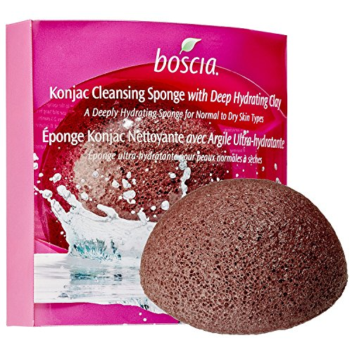 boscia Konjac Cleansing Sponge Hydrating product image