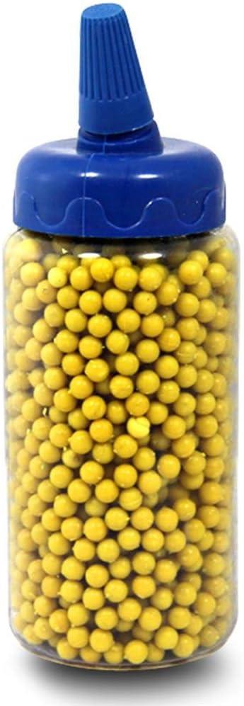 2000 de plástico duro de airsoft de bolas de 6 mm V Nick $Ben