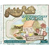 Debbi Moore Designs Shabby Chic Quintessentially English CD Rom (296252)