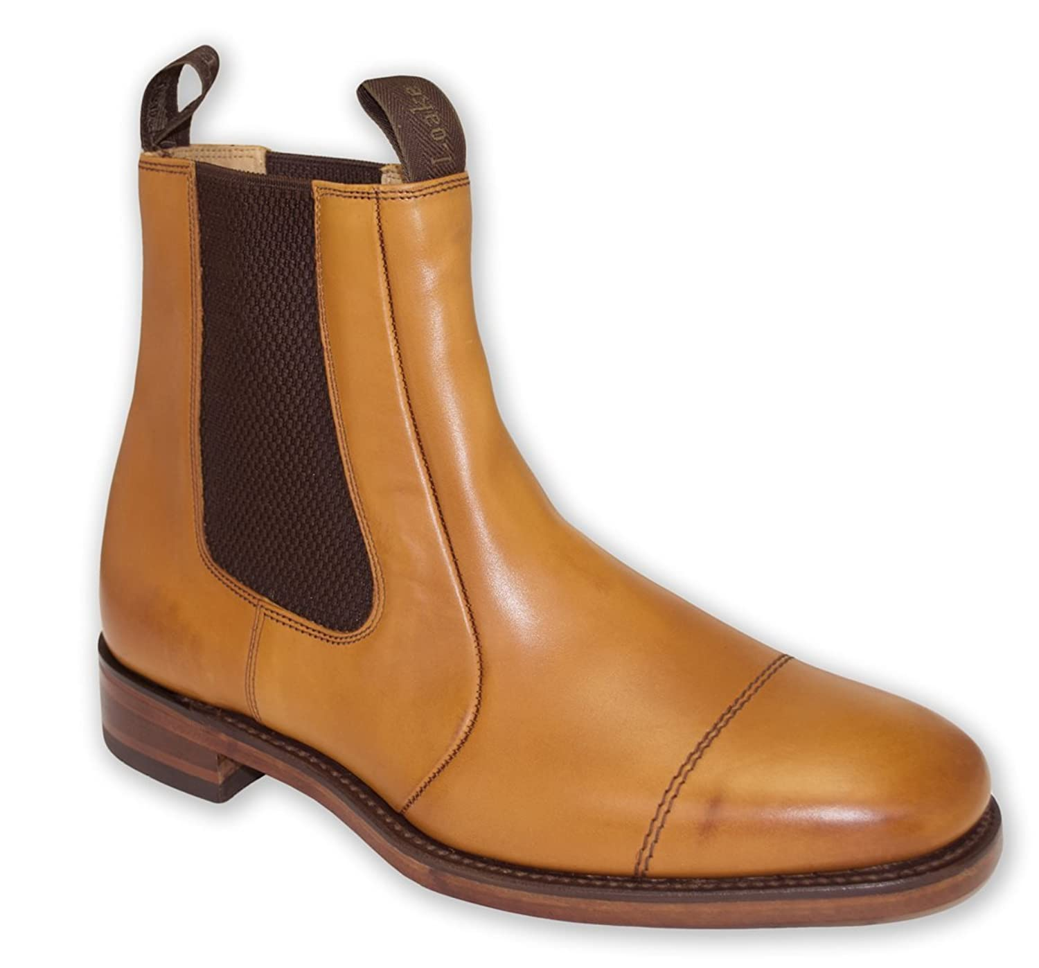 Stacy Adams Men's Victorian Boots and Shoes 1894 Loake Dealer Boot  AT vintagedancer.com