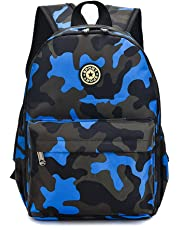 Schoolbags & Backpacks Cmagic Childrens Backpack  multi-coloured camouflage