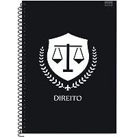 Caderno Universitário 1x1 96 fls C.D. São D. - Direito