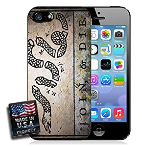 Join or Die iPhone 5/5s Hard Case