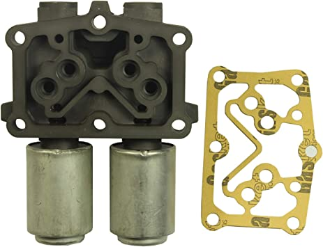 Gasket for Honda Civic 28260RG5004 labwork New Auto Transmission Dual Linear Solenoid