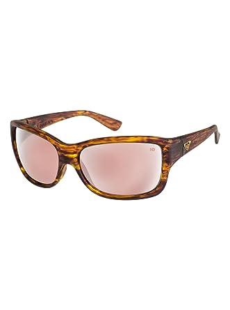 Roxy Athena HD Polarised - Lunettes de soleil - Femme - ONE SIZE - Marron   Roxy  Amazon.fr  Vêtements et accessoires d5f6e4dd0cdf