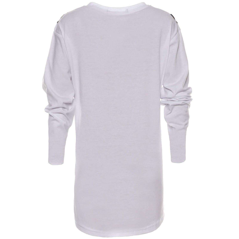 Jungen Long Pullover Langarm Shirt 21763