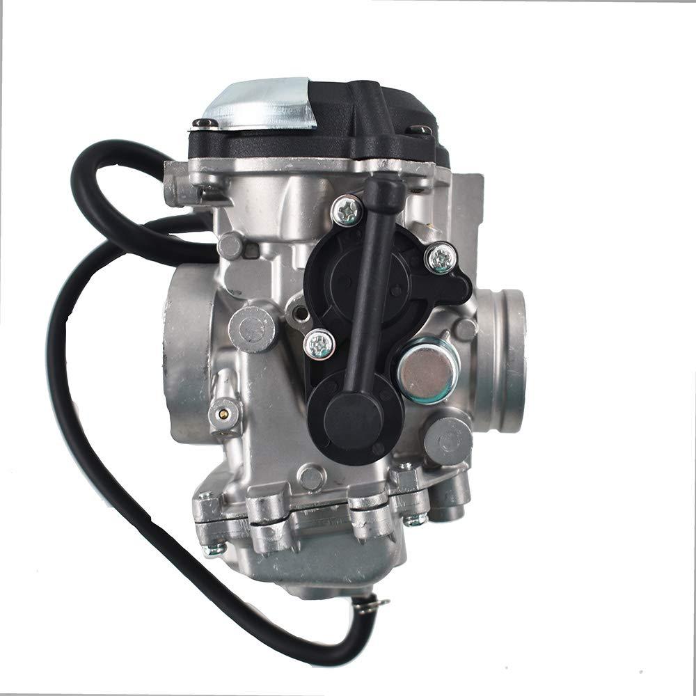 labwork-parts Carburetor /& Intake Manifold for Yamaha Bear Tracker 250 YFM250 Big Bear 350 YFM 1999-2004