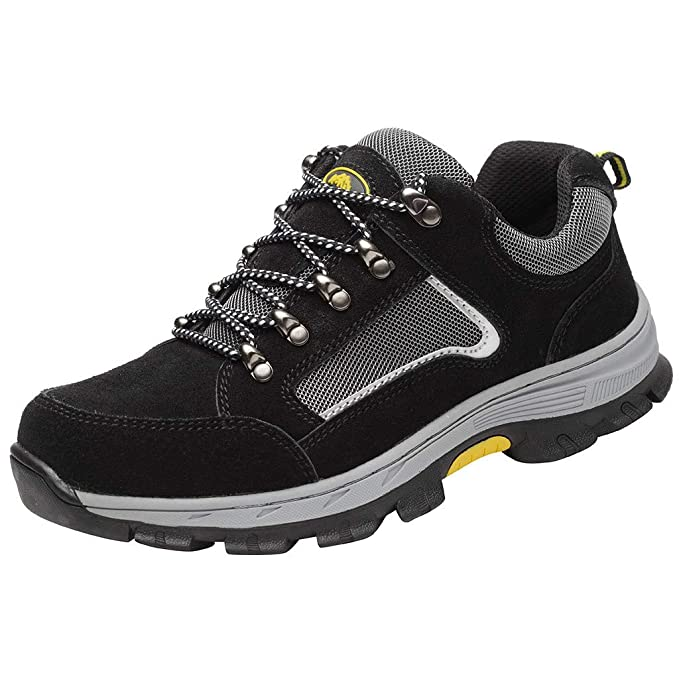 new concept 52814 d20de NING Work Boots Non Metal with Composite Toe & Midsole ...