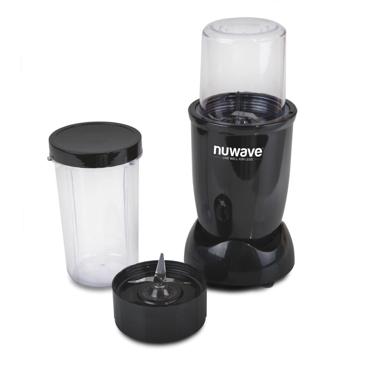 NuWave 22093 Twister Blender, Black