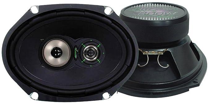 Amazon Com 6 X 8 In Car Stereo Speaker Pair Universal Oem