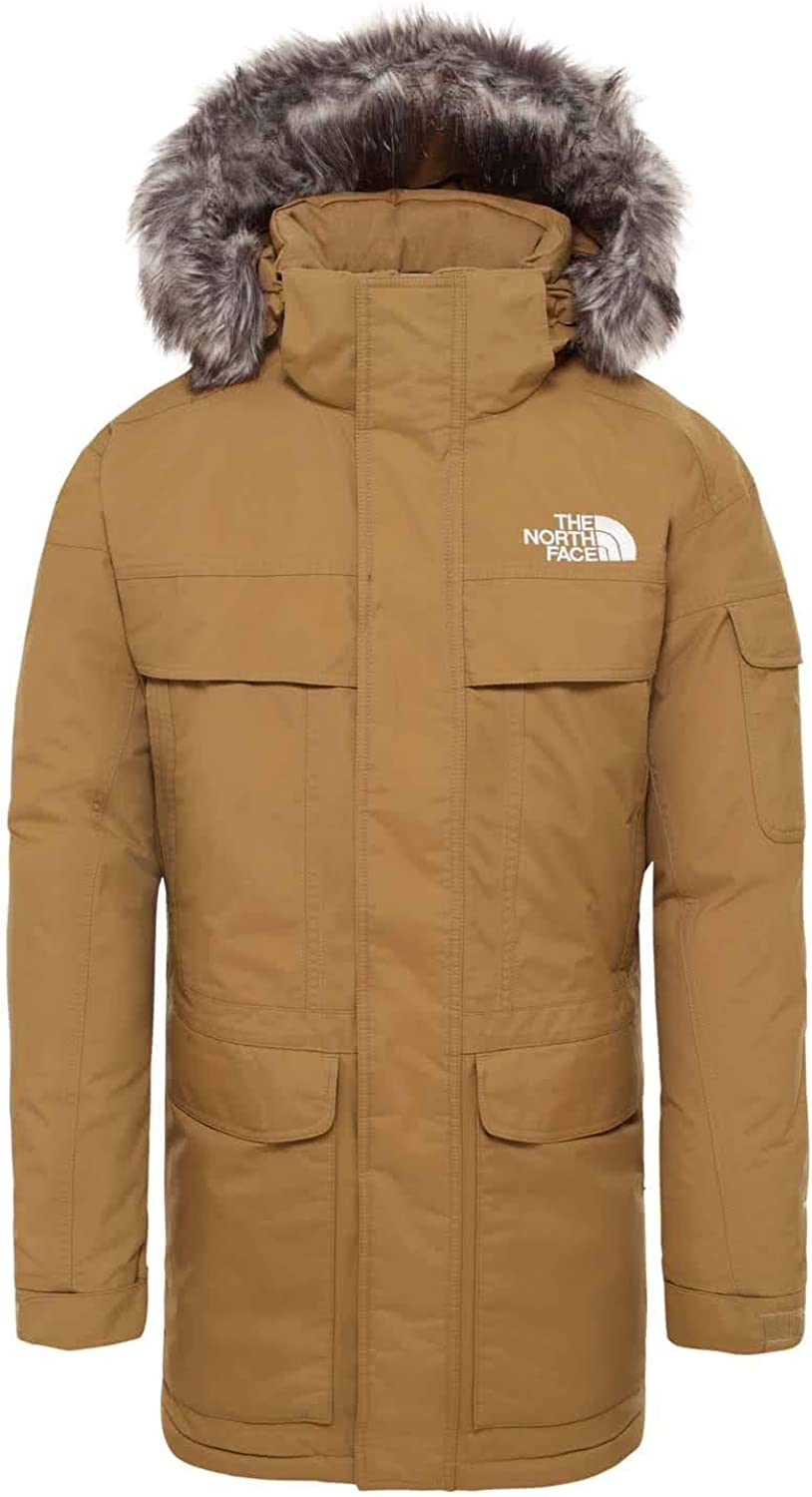 The North Face McMurdo - Chaqueta Impermeable, Hombre