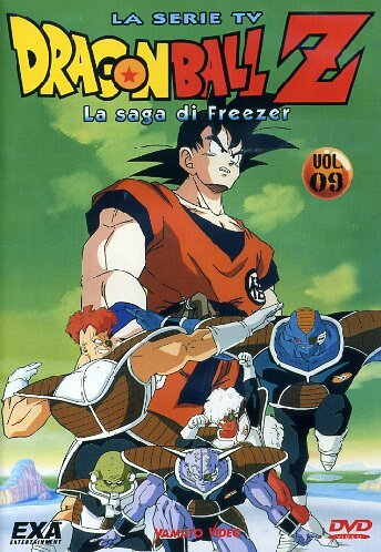 dragon ball z la saga di freezer 09 (eps 33-36) dvd Italian Import (Dragon Ball Z La Saga De Freezer)