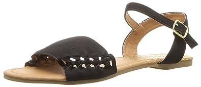 ff01e62a9b8da Qupid Women s Huarache Sandal Flat