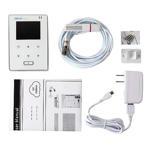 Amazon.com: Elitech STC-1000 – rcw-800wifi inteligente ...