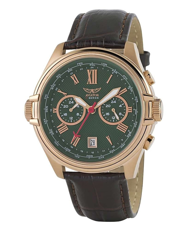 AVIATOR F-Serie Herren Chronograph Armbanduhr