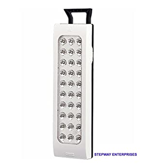 JYOTI ELCTRONICS 30 LED Rechargeable Emergency Light (White) Emergency Lights at amazon