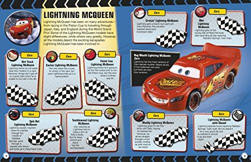 Ultimate Sticker Collection: Disney Pixar Cars (Ultimate Sticker Collections) by DK Publishing Dorling Kindersley (Image #3)