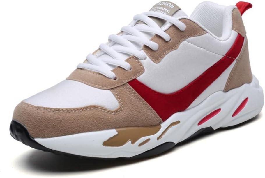 CAI Los Amantes de Las Zapatillas de Deporte Casuales Verano/Invierno/Primavera/otoño Ligero/Zapatos de Viaje Transpirable/ Zapatillas de Running Hombres/Mujeres Zapatos para Caminar: Amazon.es: Jardín