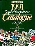 Scott Standard Postage Stamp Catalogue, 1991, James E. Kloetzel, 0894871447