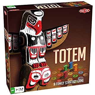 Tactic Toy's Totem Board Game