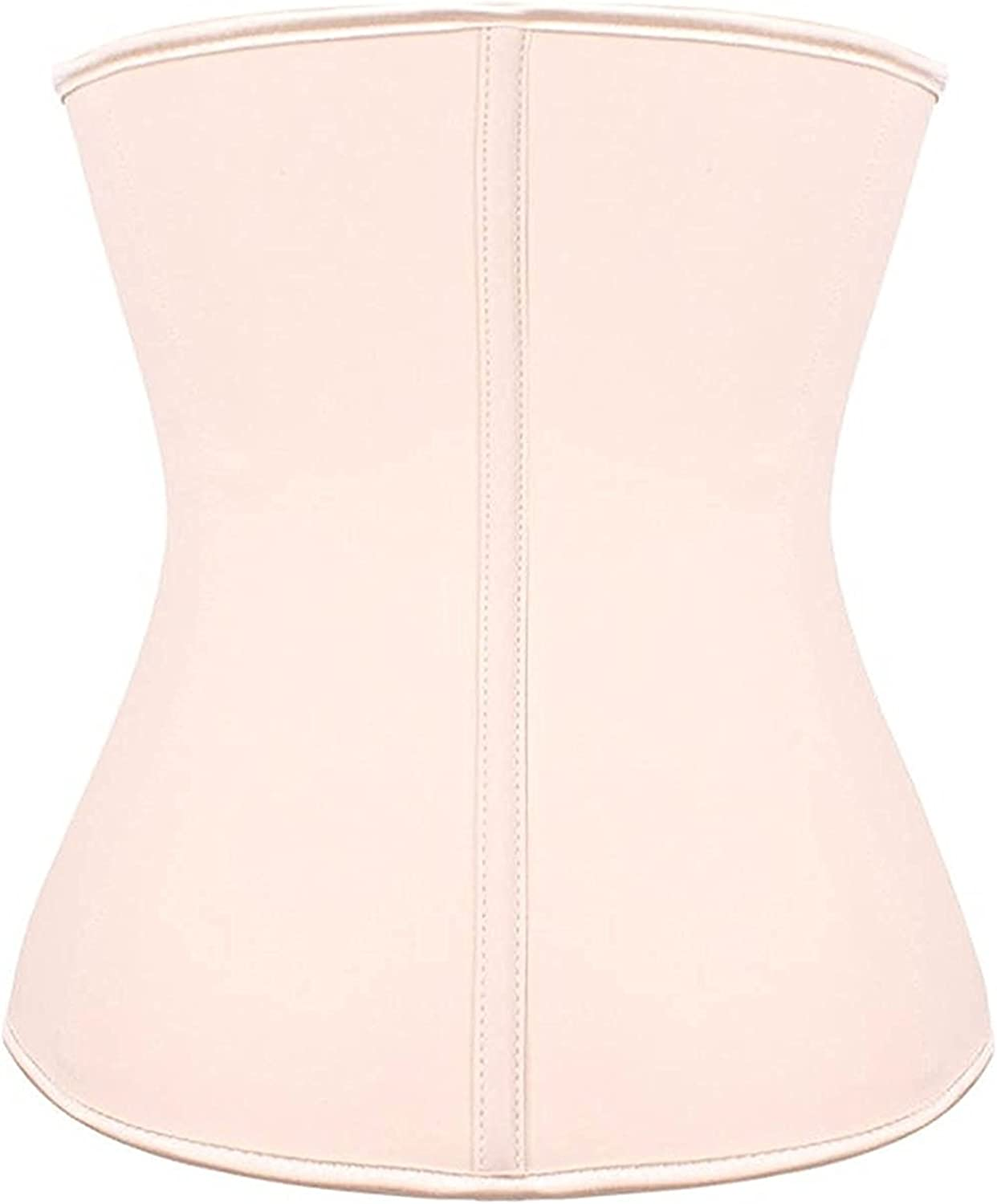 YIANNA Donna Corsetto Dimagrante Latex Waist Trainer Corpetto Bustino Body Shaper Modellante