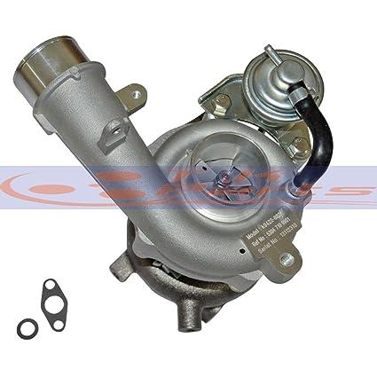 Amazon.com: TKParts New K04 K0422-882 K0422-881 53047109901 L3M713700E/C/D Turbo Charger For Mazda 6 3 For Mazda3/Mazda6/Mazda CX-7 2005-10 MZR 2.3L DISI EU ...