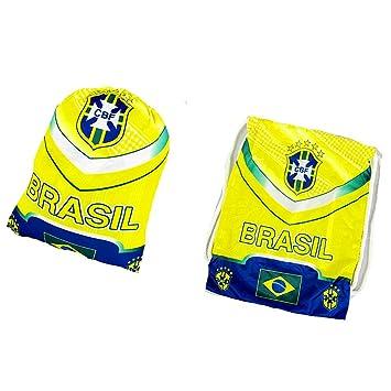 Amor Balón de fútbol zapatos con cordón bolsa - Rusia 2018 World ...