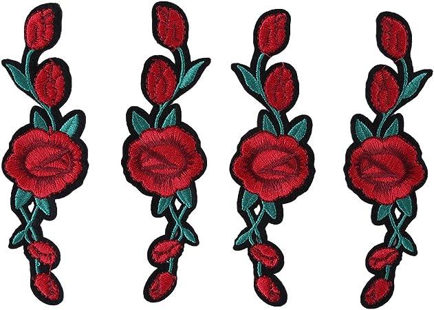 patch fleur vans