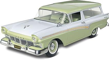 1957 Ford Gasser und del Rio Ranch Wagon 2´n1 1:25 Revell USA 4396