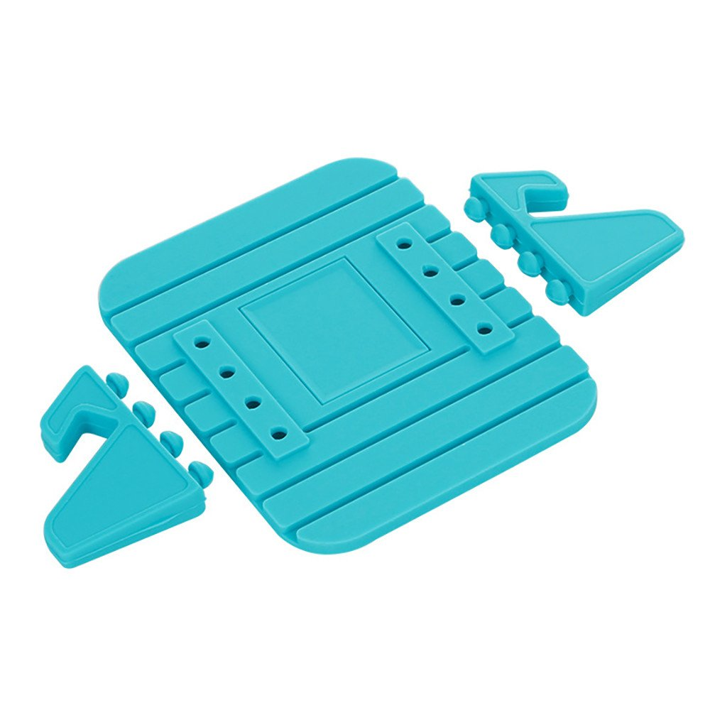 Orcbee  _Car Silicone Dash Pad Mat Anti-Slip Phone Bracket Desktop Holder for Smartphones (Mint Green) by 💗 Orcbee 💗 _Cell Phone Accessories (Image #4)