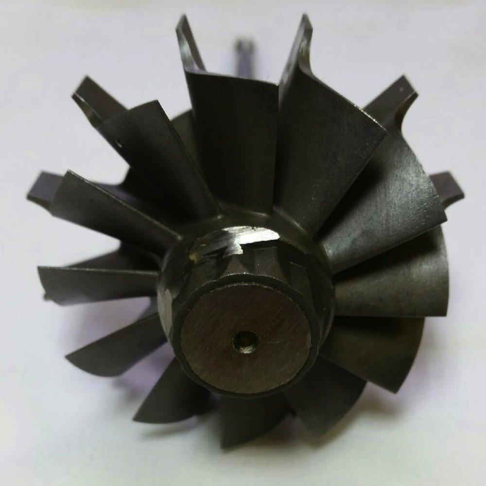 Holset HX35 H1C Turbine Wheel Shaft by Cummins Turbo Technologies