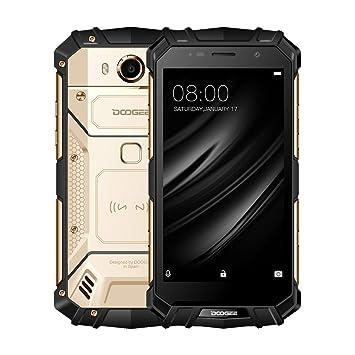 DOOGEE S60 4G Smartphone 6GB RAM+64GB ROM Android 7.0 Helio P25 ...