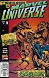 Marvel Universe #5: Featuring The Monster Hunters in:
