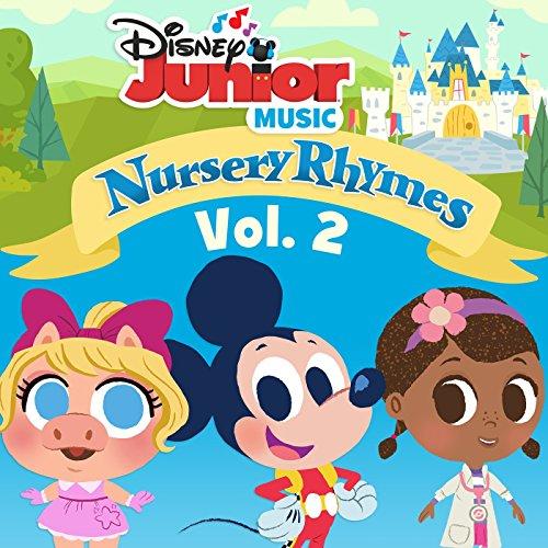 disney junior music nursery rhymes vol 2 by rob cantor genevieve