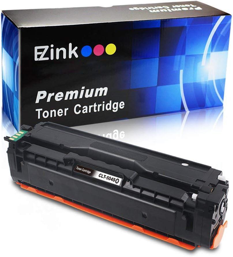 Cartucho de tóner compatible con E-Z Ink (TM) Samsung 504...