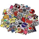 Love Sticker Pack 100-Pcs,Secret Garden Sticker Decals Vinyls for Laptop,Kids,Cars,Motorcycle,Bicycle,Skateboard Luggage,Bumper Stickers Hippie Decals Bomb Waterproof(Not Random)