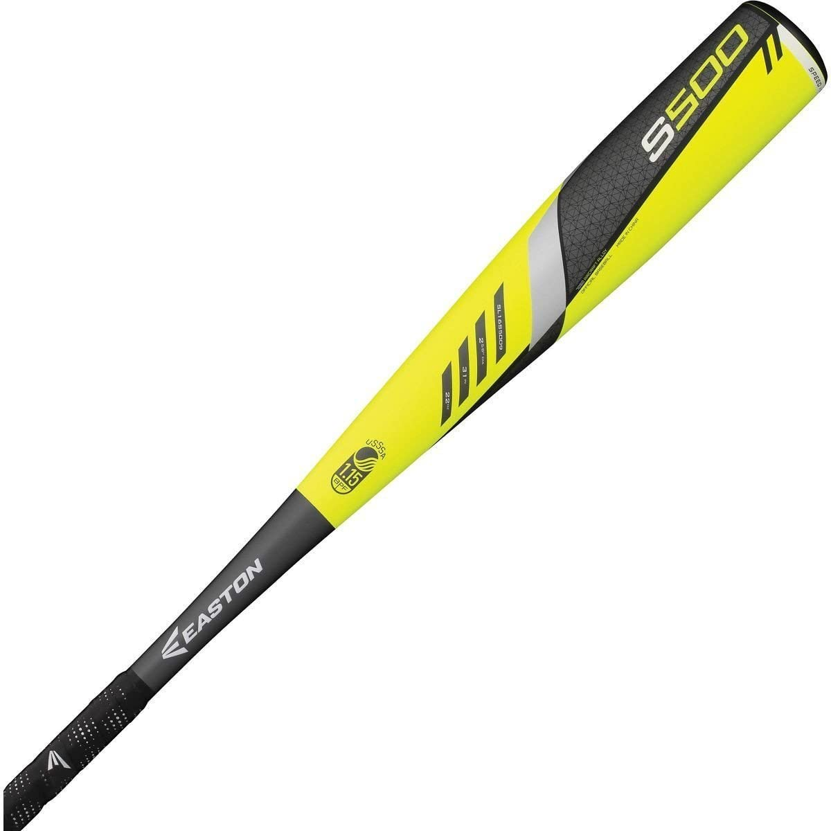 Easton Senior//Youth SL16S5009 S500 League Big Barrel Baseball Bat